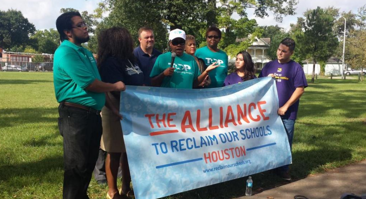 Local Coalitions Announce Push for Community Schools in Austin, Dallas, Houston