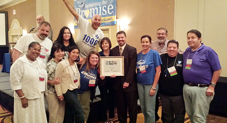 Texas AFT Convention—Fighting Back and Fighting Forward: