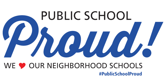 Show your love for your public schools!