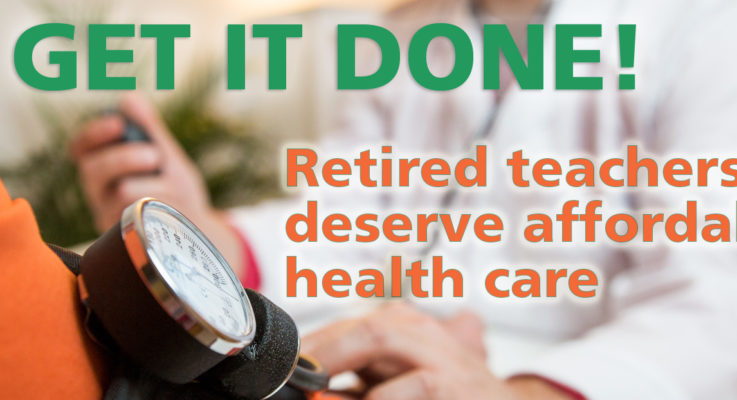 Get it done! TRS retirees need health-care cost relief NOW