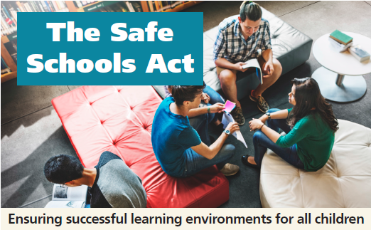 Safe Schools Act: A Guide for Texas Educators