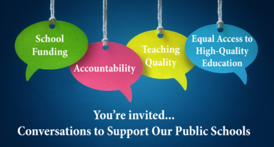 Conversations Supporting Public Education