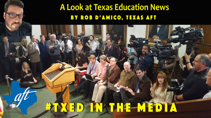 #TxEd in the Media