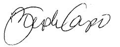 Zeph Capo signature